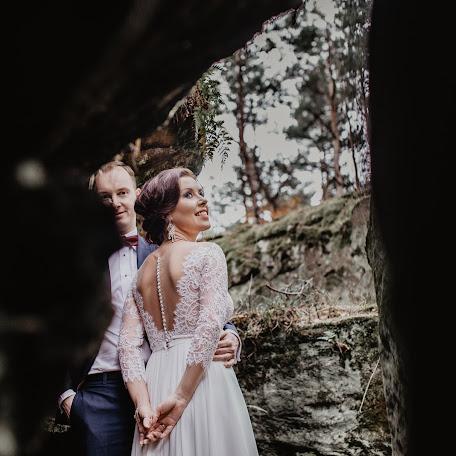 Wedding photographer Aleksandra Dobrowolska (moosewedding). Photo of 06.01.2018