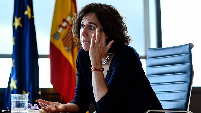 Irene Lozano pasó por la Cadena SER,