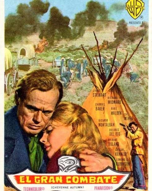El gran combate (1964, John Ford)
