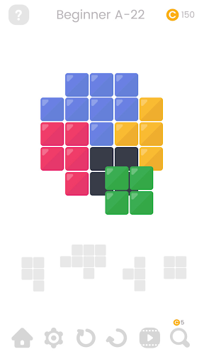 Puzzle Glow : Brain Puzzle Game Collection - screenshot