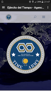 Time Army - Global Security Agency - náhled
