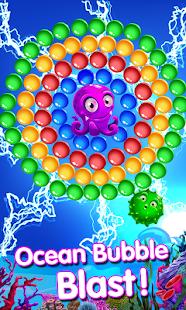 Bubble Shooter Ocean