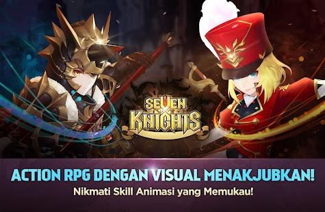 Seven Knights- gambar mini tangkapan layar
