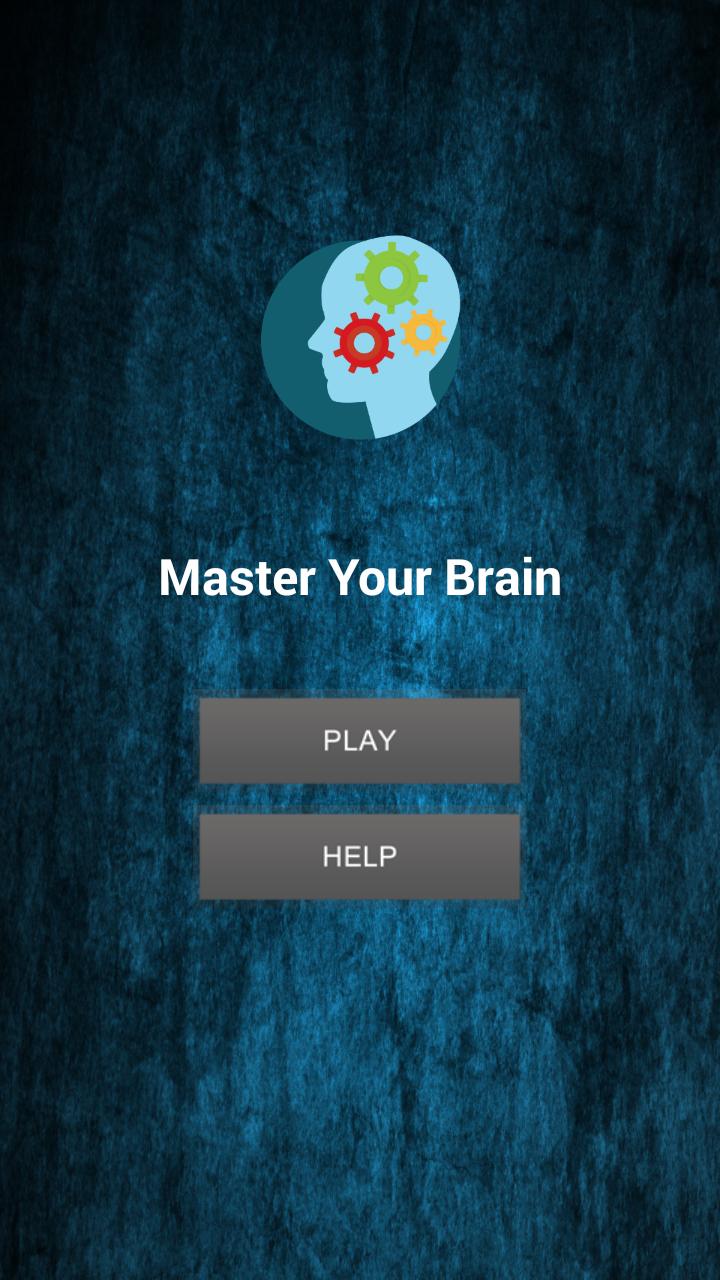 Скриншот освоить ваш мозг