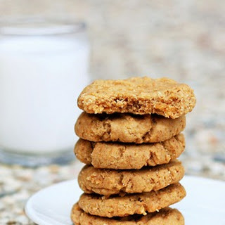 Secret Peanut Butter Cookies.