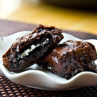 Cookies N Cream Oreo Fudge Brownies