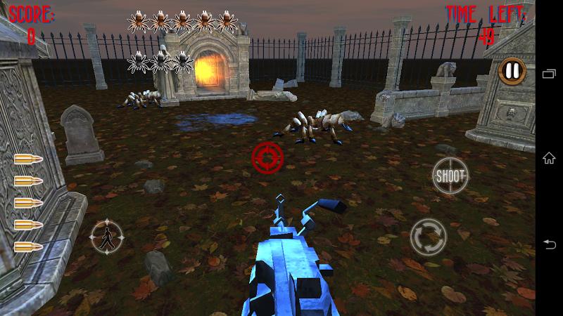 Скриншот Spider Shooting