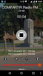 COMPARTIR Radio FM 93.1- screenshot thumbnail