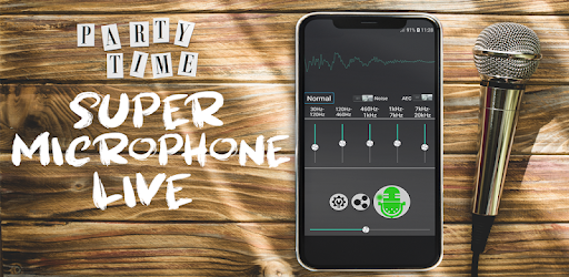 Приложения в Google Play – Super microphone live: live realtime ...