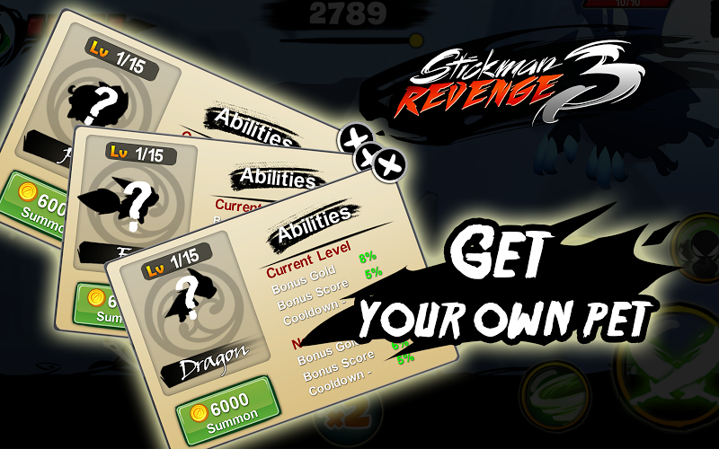 Stickman Revenge 3 - Ninja Warrior - Shadow Fight Screenshot 14