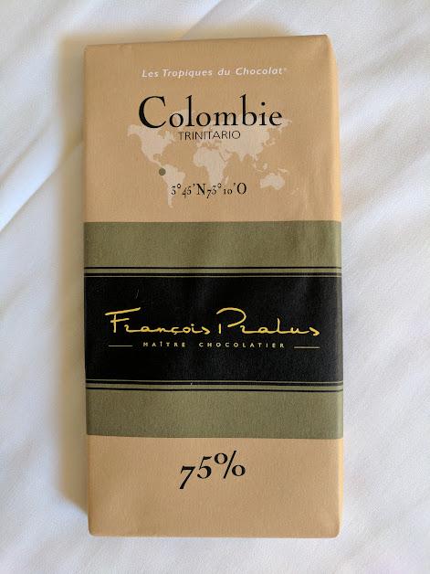 75% pralus colombie