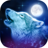 Slots Lunar Wolf Casino Slots file APK Free for PC, smart TV Download