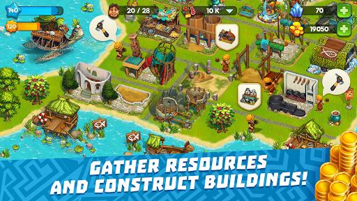 The Tribez: Build a Village screenshot 14