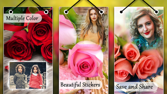 Rose Photo Frames Flower Photo Frame Editor New For Pc Windows 7 8 10 Mac Free Download Guide