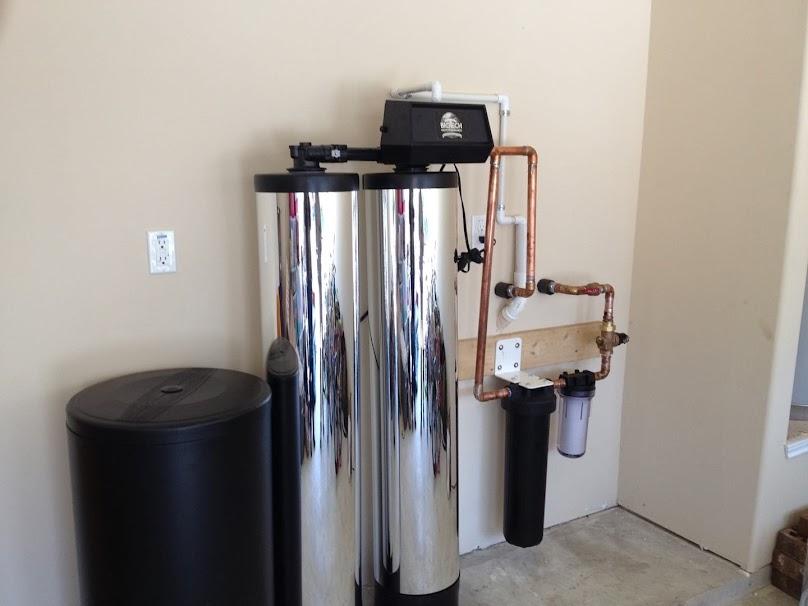 Instalacja zmiękczacza wody - krok po kroku