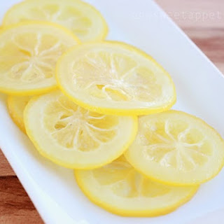 How To Candy Lemon Slices