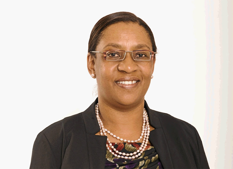 Merafe Resources CEO Zanele Matlala
