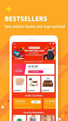 AliExpress - Smarter Shopping, Better Living screenshot 5