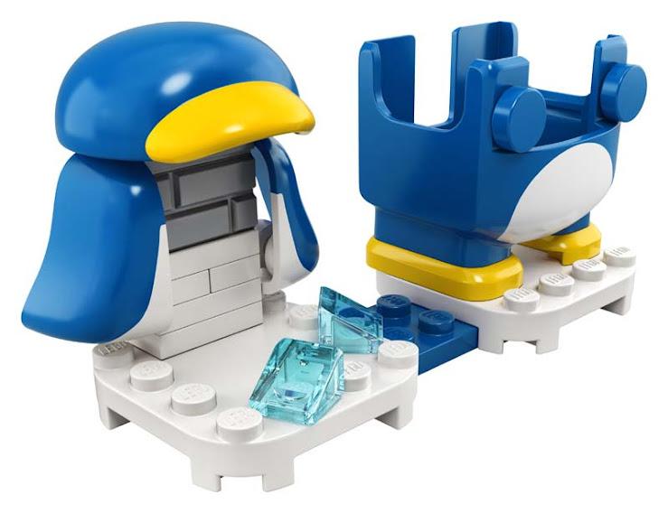 Contenido de Lego® 71384 Pack Potenciador: Mario Polar