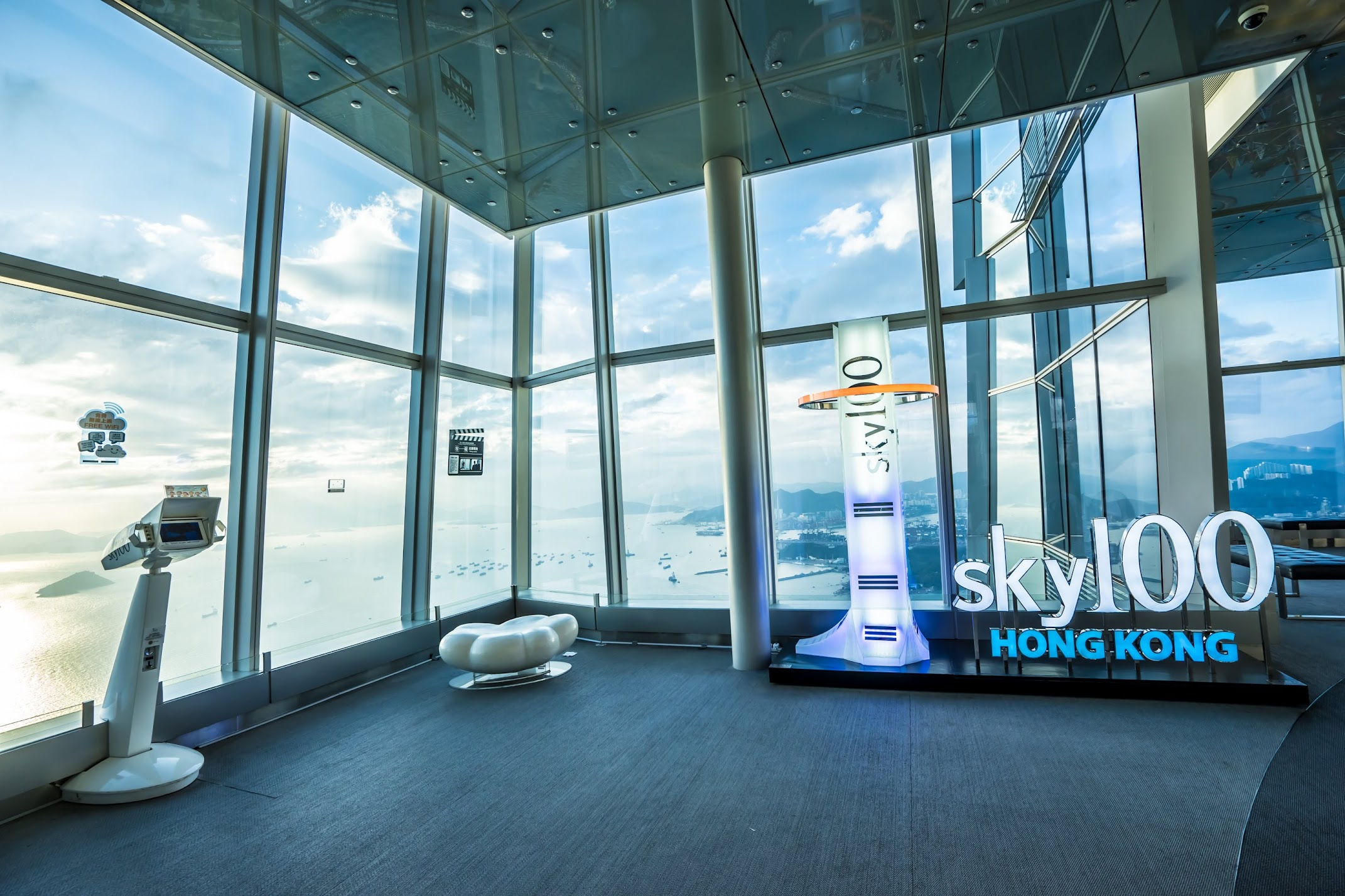 香港 スカイ100(sky100)6