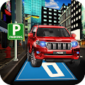 Real City Driving Prado: Parking Master 2018