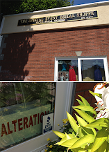 Photo: The Special Events Bridal Shoppe in Marlborough, MA proudly displaying their BBB Accreditation.