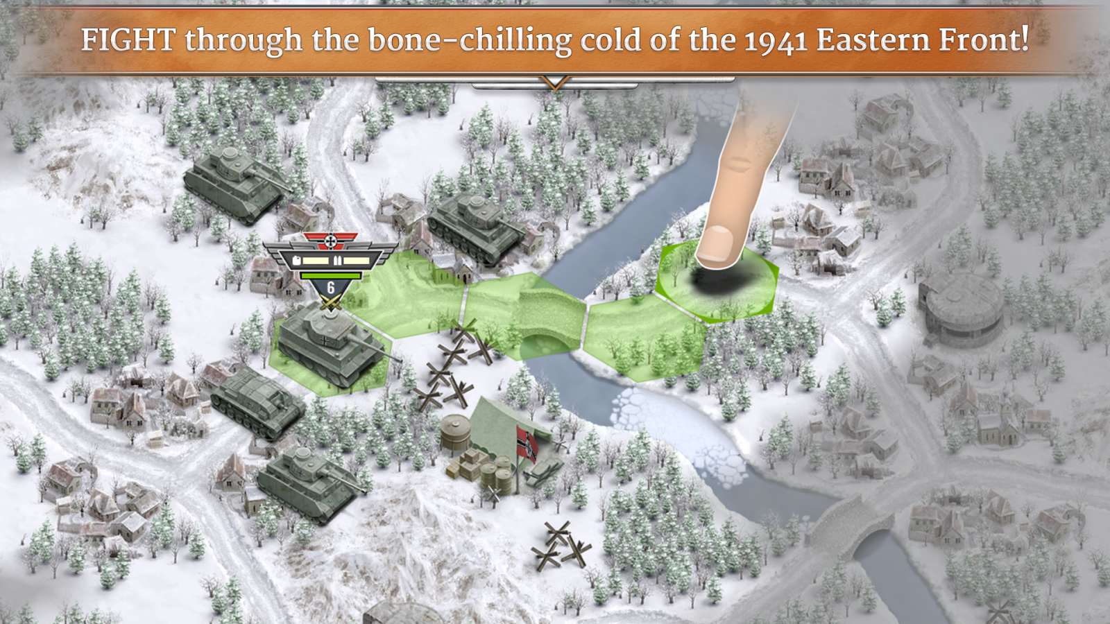 1941 Frozen Front- screenshot