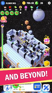 Tower Craft 3D MOD (Unlimited Money) 5
