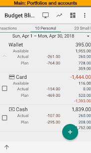 Budget Blitz Pro – money tracking and planning v6.6.5 [Paid] APK 1