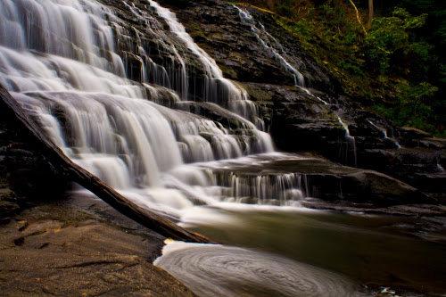 by Joel Eade - Nature Up Close Water ( the best, cool, tranquil, awesome, beautiful, waterfall, cascades, long exposure, perfect, pretty,  )