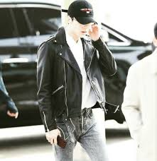 jaket kulit korea pria