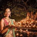 Diwali DP Maker Photo Editor 2017 icon