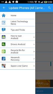 Update Phones (All Carriers) screenshot 01