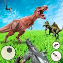 Dinosaur Hunting - Dino Shooting Free Offline Game icon