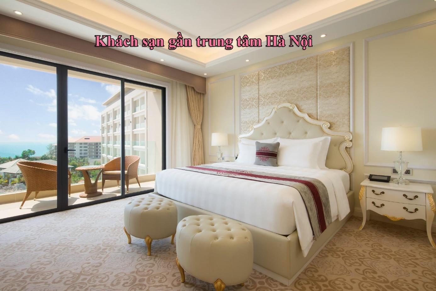 Khách sạn gần trung tâm Hà Nội
