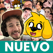 Stickers de Youtubers para WhatsApp