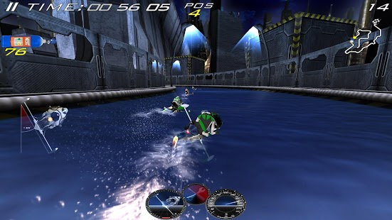 XTrem Jet Free- screenshot thumbnail