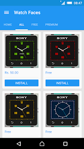 Watch Faces for SmartWatch 2 screenshot 3