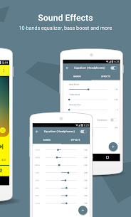 NRG Player music playerApp Download For Android 3
