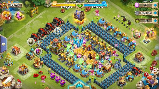 Castle Clash: Batalha de Guildas 1.6.2 screenshots 18