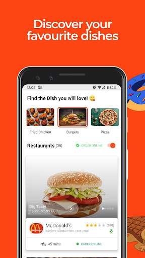 elmenus - Discover & Order food 3.28.1 screenshots 1