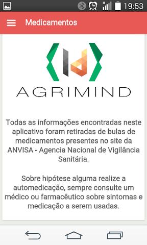 android Bulas de Medicamentos Screenshot 7