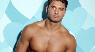 Mike Thalassitis says Jessica Shears is his 'type'