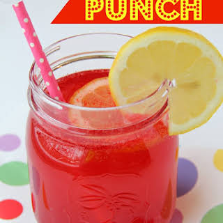 Love Potion Punch.