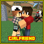 Girlfriend MCPE APK icon
