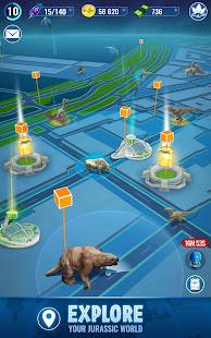 Hack Game Jurassic World Alive apk free