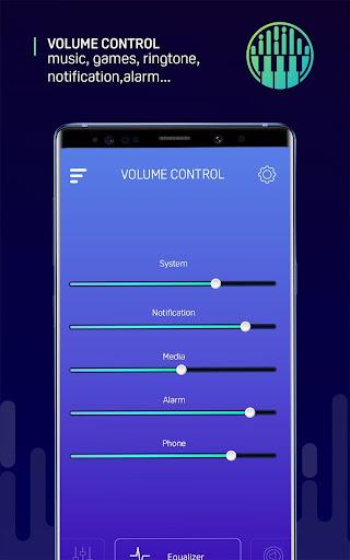 Volume Up 2019 - Sound Equalizer - Volume Booster 1.0.3 screenshots 16