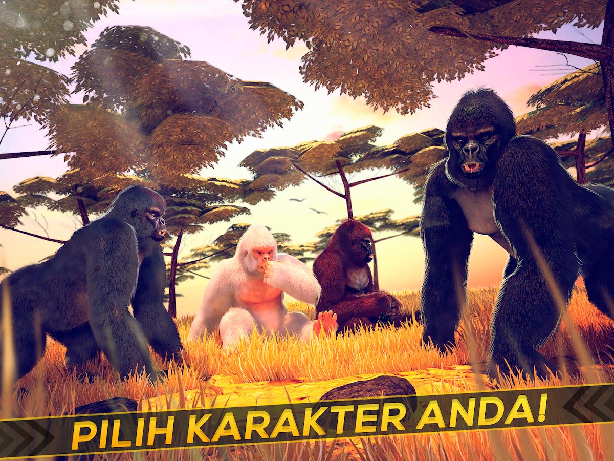 Game Monyet Balap Untuk Anak Apl Android Di Google Play