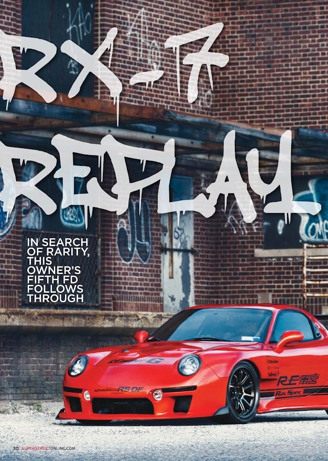 Super Street- screenshot