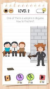 Brain Test 2 Tricky Stories MOD APK 3